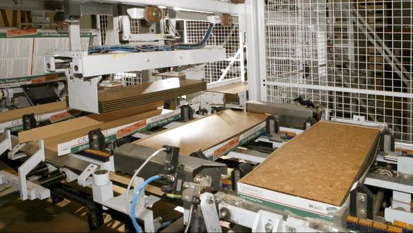 Производство пробкового пола Гранорте