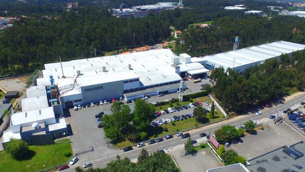 Фабрика Granorte в Португалии