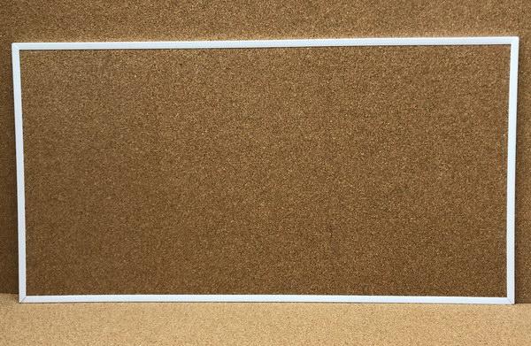 Пробковый лист для стенда ,готовое изделие